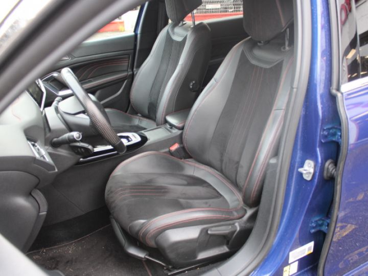 Peugeot 308 2.0 BLUEHDI 150CH S&S EAT6 GT Line Bleu - 14