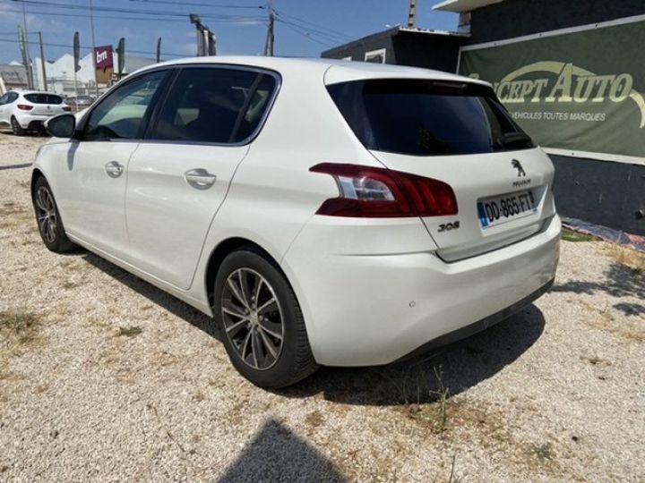 Peugeot 308 ALLURE  BLANC NACRÉ  Occasion - 4