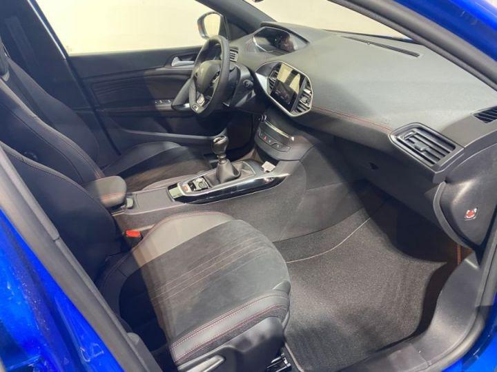 Peugeot 308 BlUEHDi 130 S&S BVM6 GT BLEU FONCE - 13