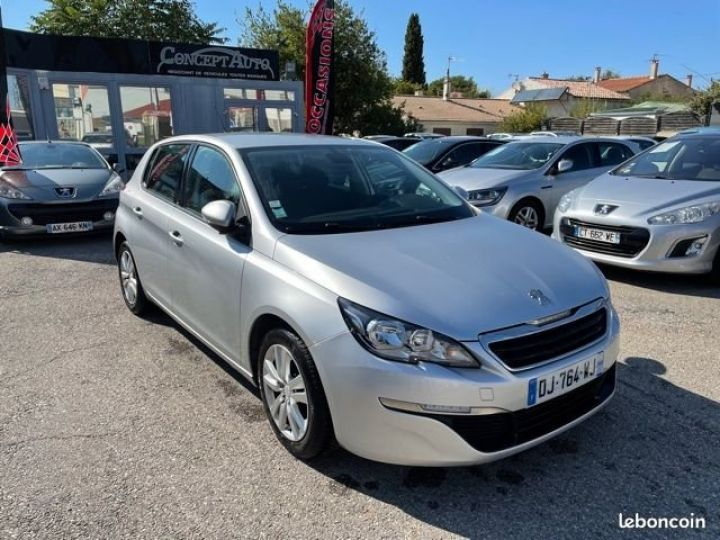 Peugeot 308 business pack 1.6 HDI Gris Occasion - 2