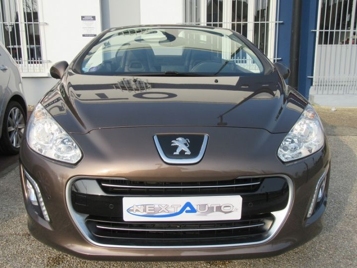 Peugeot 308 CC 1.6 THP 16V 155CH FELINE BA Marron Occasion - 6