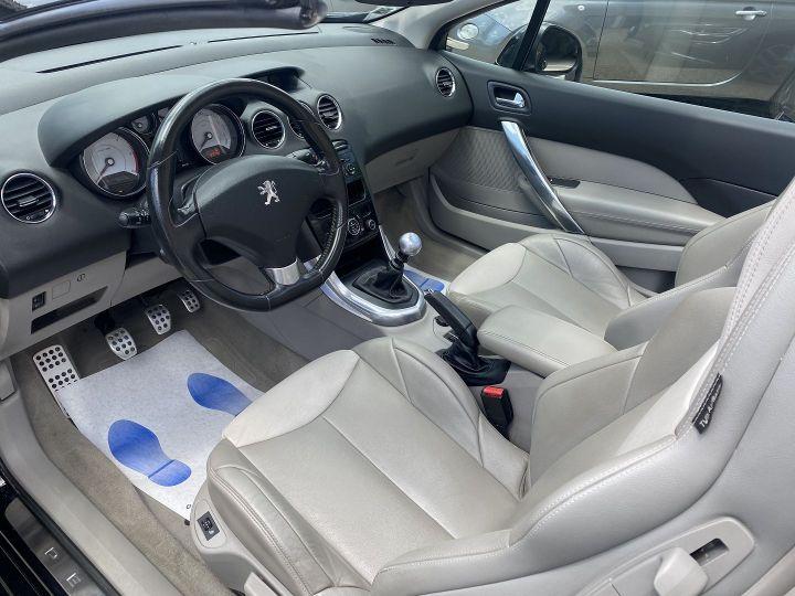 Peugeot 308 CC 2.0 HDI140 FAP FELINE Noir - 8