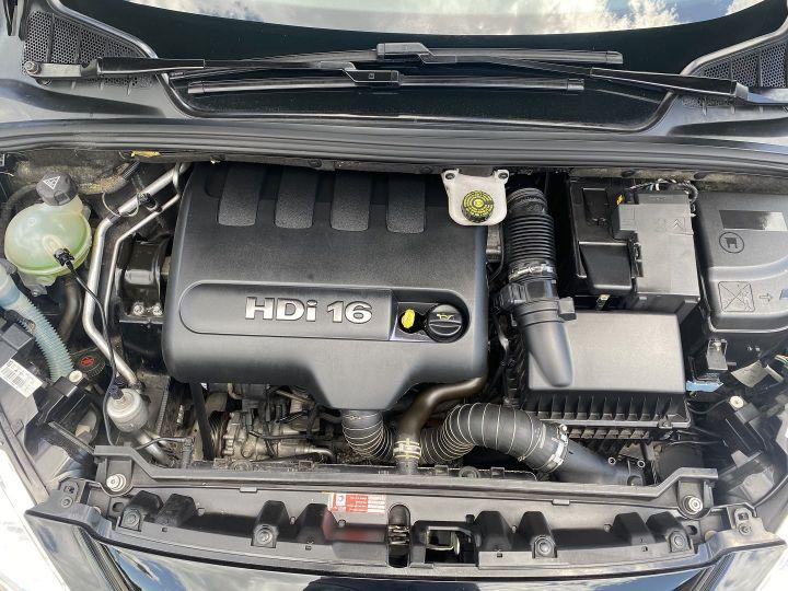 Peugeot 308 CC 2.0 HDI140 FAP FELINE Noir - 12