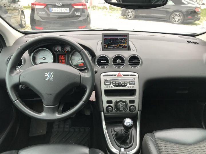 Peugeot 308 feline GRIS FONCE METAL Occasion - 4