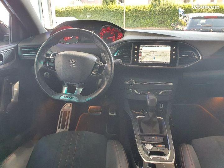 Peugeot 308 GT BVA 2.0 HDI 180CH Blanc - 3