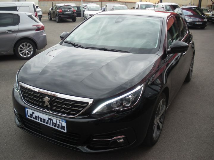 Peugeot 308 II 1.5 BlueHDi 130 1499 130cv ALLURE NOIR - 1