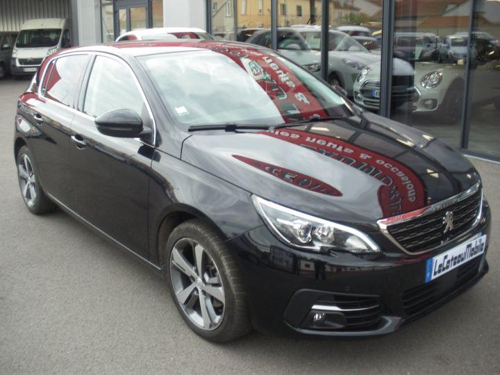 Peugeot 308 II 1.5 BlueHDi 130 1499 130cv ALLURE NOIR - 2