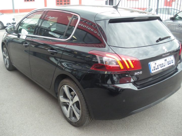 Peugeot 308 II 1.5 BlueHDi 130 1499 130cv ALLURE NOIR - 5