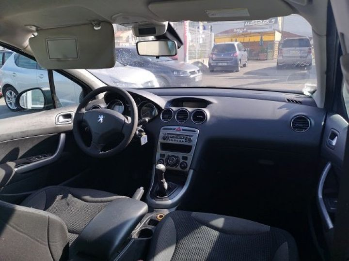 Peugeot 308 PRENIUM GRIS FONCE METAL Occasion - 4