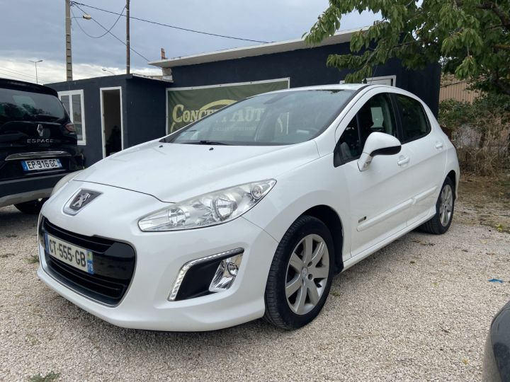 Peugeot 308 STYLE BLANC Occasion - 1