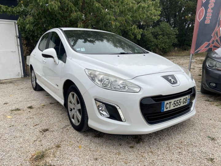 Peugeot 308 STYLE BLANC Occasion - 2