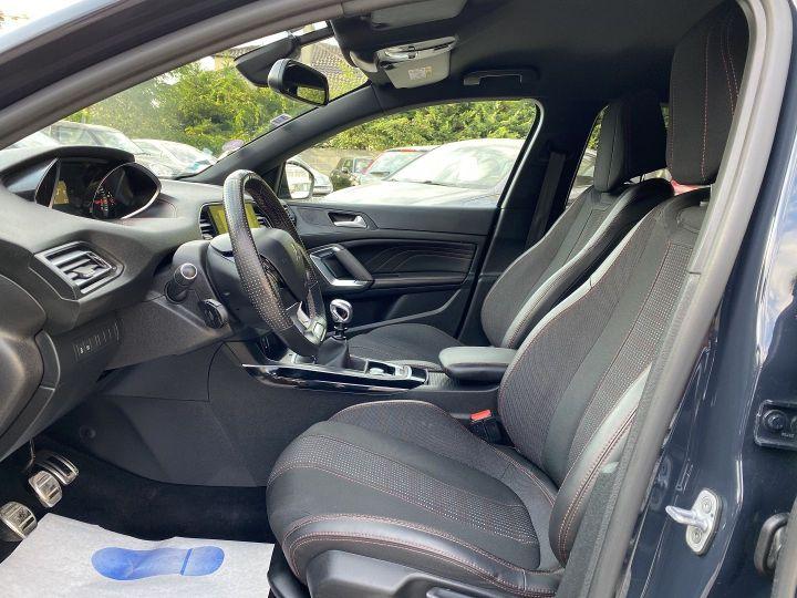 Peugeot 308 SW 1.2 PURETECH 130CH GT LINE S&S Gris F - 8