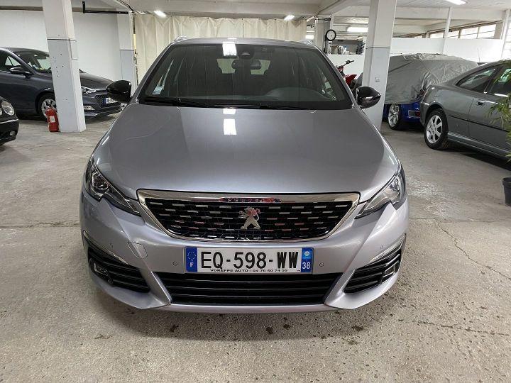 Peugeot 308 SW 1.6 BLUEHDI 120CH GT LINE S&S EAT6 Gris C - 2