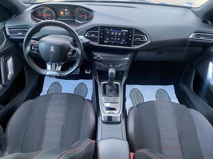 Peugeot 308 SW 1.6 BLUEHDI 120CH GT LINE S&S EAT6 Gris C - 10