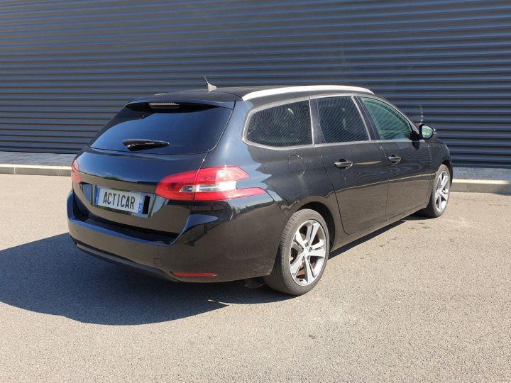 Peugeot 308 SW 2 ii 2.0 bluehdi 150 feline bv6 Noir Occasion - 17