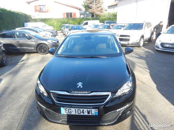 Peugeot 308 SW Active Business 1,6L BlueHDi 120 Noir - 1
