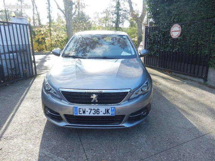 Peugeot 308 SW Active Business BlueHDi 120 garantie 12 mois Gris - 1
