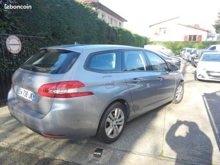 Peugeot 308 SW Active Business BlueHDi 120 garantie 12 mois Gris - 2