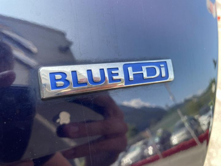Peugeot 308 SW BUSINESS 1.6 BLUEHDI 100CH S&S BVM5 Active Business Bleu - 2