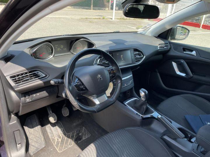 Peugeot 308 SW BUSINESS 1.6 BLUEHDI 100CH S&S BVM5 Active Business Bleu - 18
