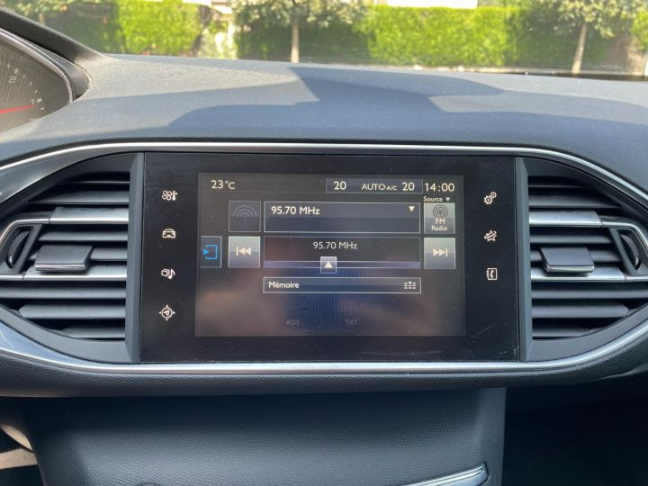 Peugeot 308 SW BUSINESS 1.6 BLUEHDI 100CH S&S BVM5 Active Business Bleu - 22