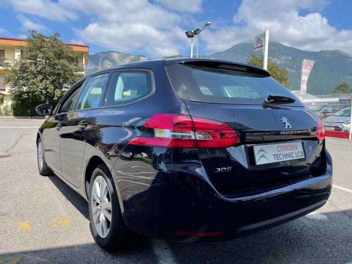 Peugeot 308 SW BUSINESS 1.6 BLUEHDI 100CH S&S BVM5 Active Business Bleu - 32