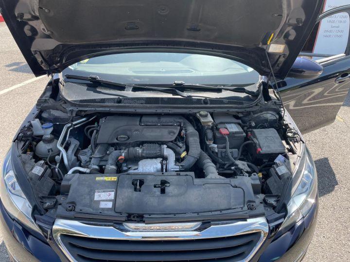Peugeot 308 SW BUSINESS 1.6 BLUEHDI 100CH S&S BVM5 Active Business Bleu - 33