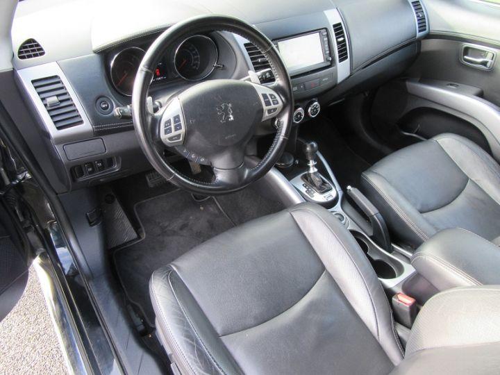 Peugeot 4007 2.2 HDI 156CH 16V FAP DRIVETECH DCS6 NOIR Occasion - 2