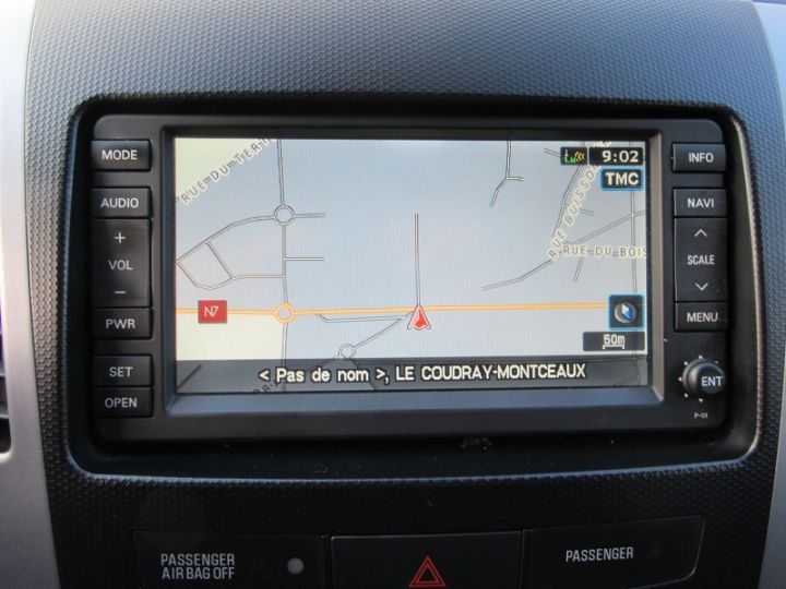 Peugeot 4007 2.2 HDI 156CH 16V FAP DRIVETECH DCS6 NOIR Occasion - 11
