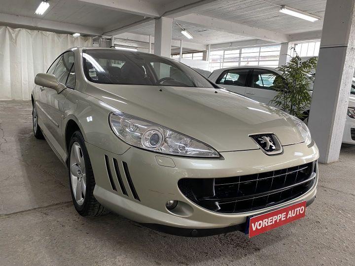 Peugeot 407 2.2 16V SPORT Vert - 3