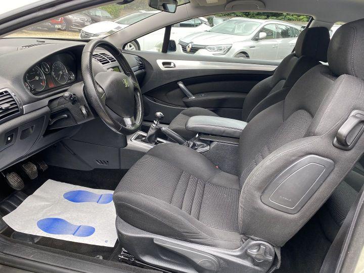 Peugeot 407 2.2 16V SPORT Vert - 7