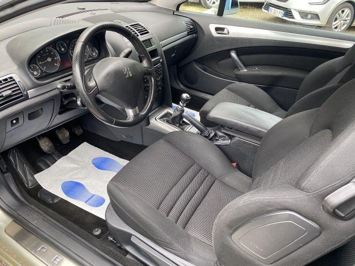 Peugeot 407 2.2 16V SPORT Vert - 8