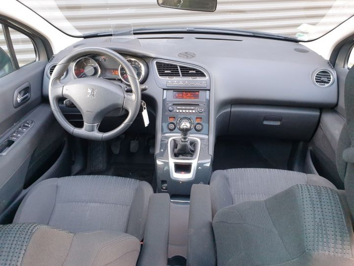 Peugeot 5008 1.6 hdi 115 family 7 places Beige Occasion - 5
