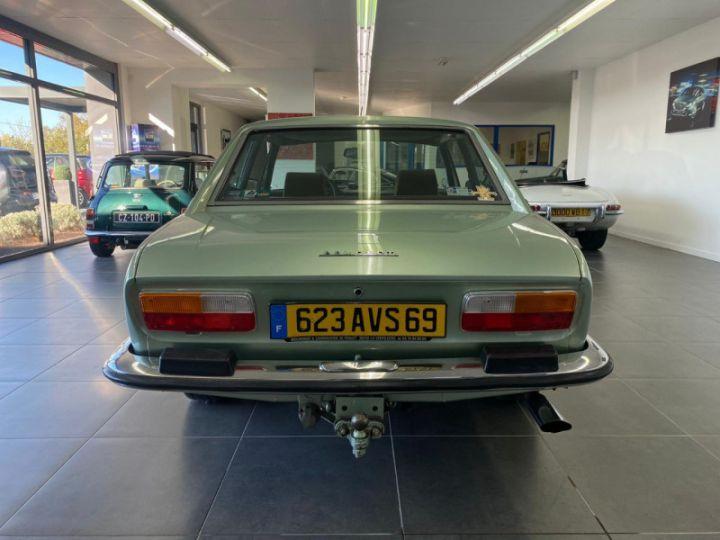 Peugeot 504 2L INJECTION Vert - 8