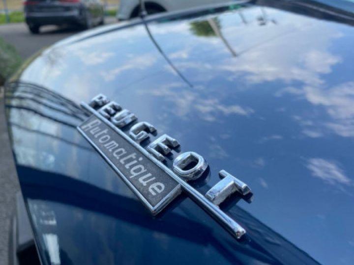 Peugeot 504 COUPÉ 2.0 Bleu - 13