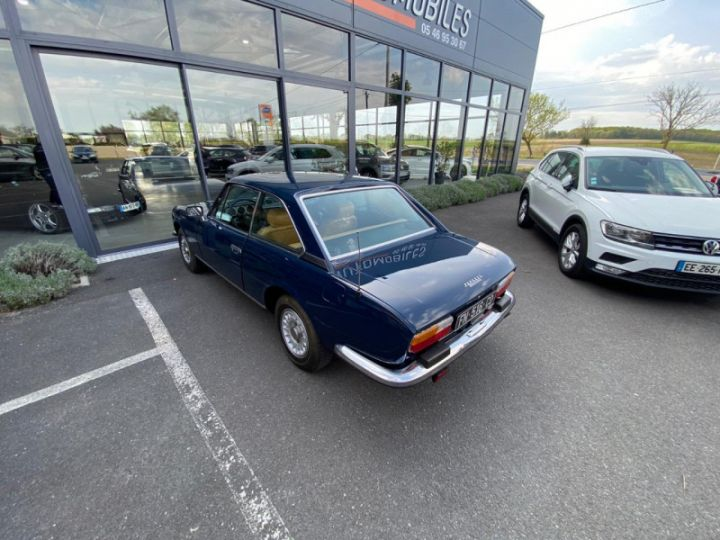 Peugeot 504 COUPÉ 2.0 Bleu - 17