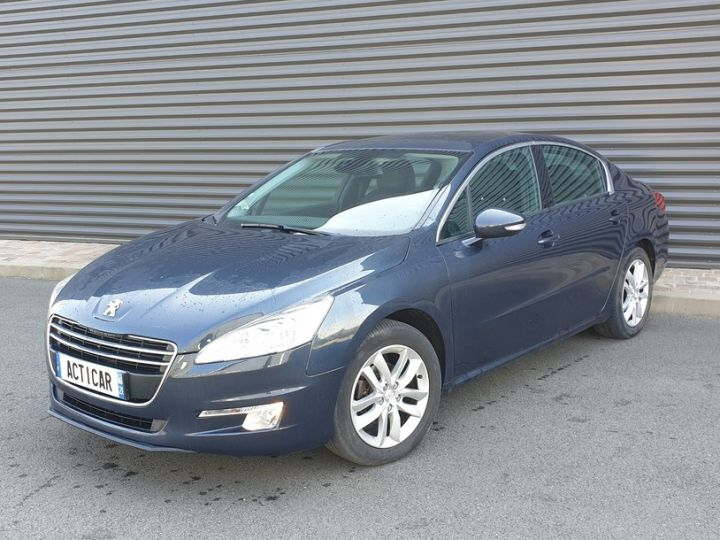 Peugeot 508 1.6 hdi 112 active ooii Bleu Occasion - 1