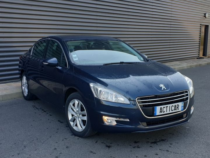 Peugeot 508 1.6 hdi 112 active ooii Bleu Occasion - 2