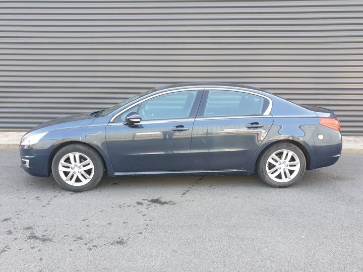 Peugeot 508 1.6 hdi 112 active ooii Bleu Occasion - 4