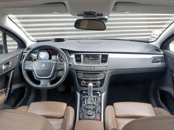 Peugeot 508 2.2 hdi 204 gt bva Noir Occasion - 5