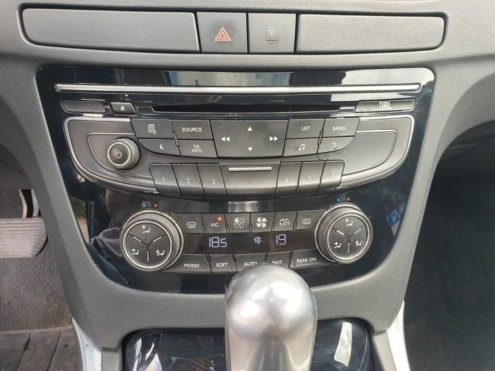 Peugeot 508 2.2 hdi 204 gt bva Noir Occasion - 8