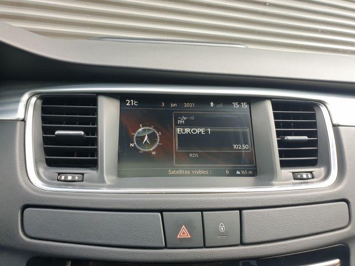 Peugeot 508 2.2 hdi 204 gt bva Noir Occasion - 9