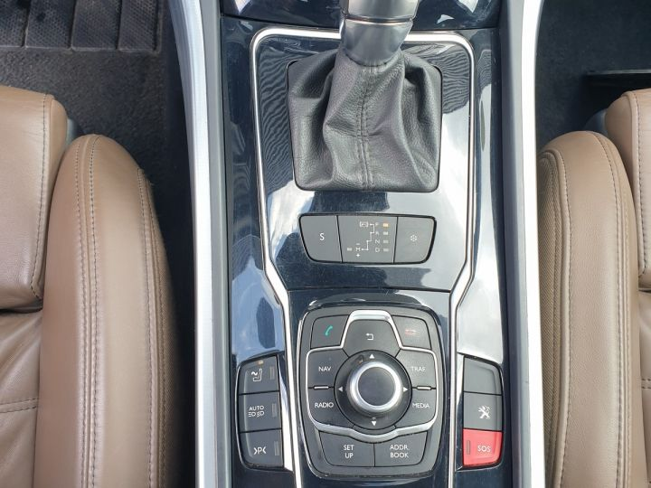 Peugeot 508 2.2 hdi 204 gt bva Noir Occasion - 13