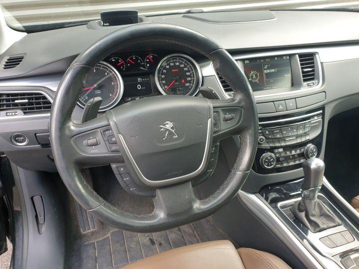 Peugeot 508 2.2 hdi 204 gt bva Noir Occasion - 14
