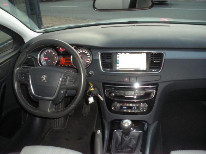 Peugeot 508 SW 150 CV BUSINESS PACK blanc nacre - 9