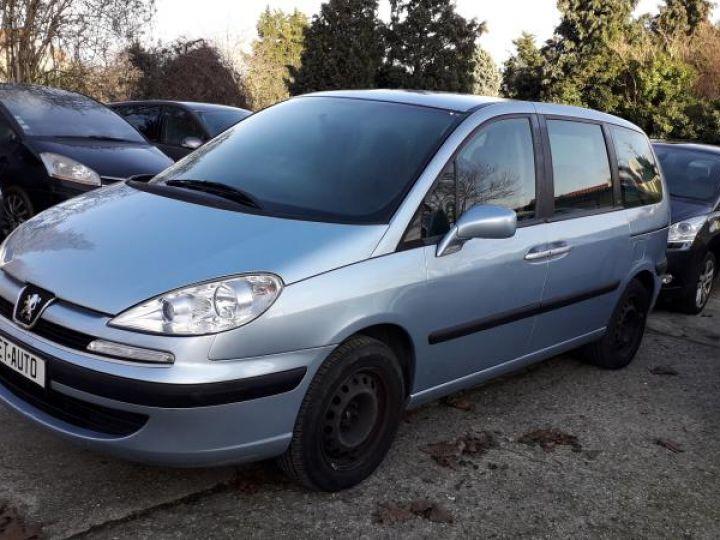Peugeot 807 2.0 HDI 120 CONFORT 8 PLACES  - 1