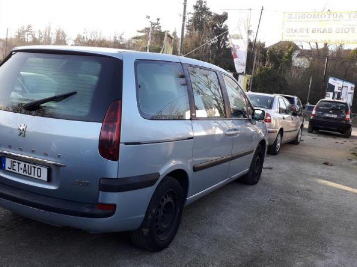 Peugeot 807 2.0 HDI 120 CONFORT 8 PLACES  - 2