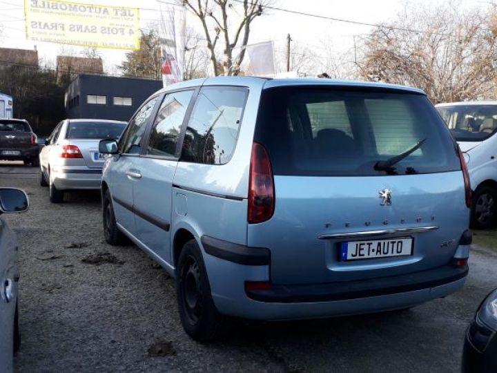 Peugeot 807 2.0 HDI 120 CONFORT 8 PLACES  - 8
