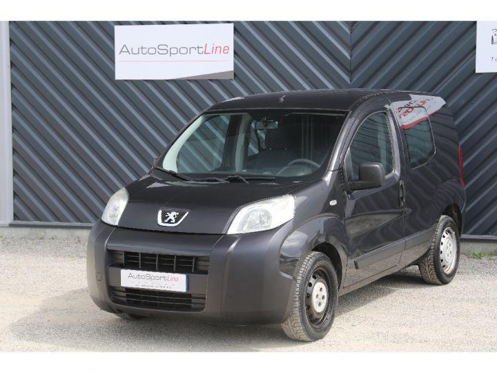 Peugeot BIPPER 1.4 i 75 cv TVA RECUPERABLE Gris Foncé - 1