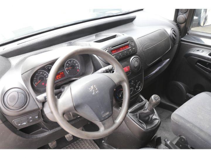 Peugeot BIPPER 1.4 i 75 cv TVA RECUPERABLE Gris Foncé - 8